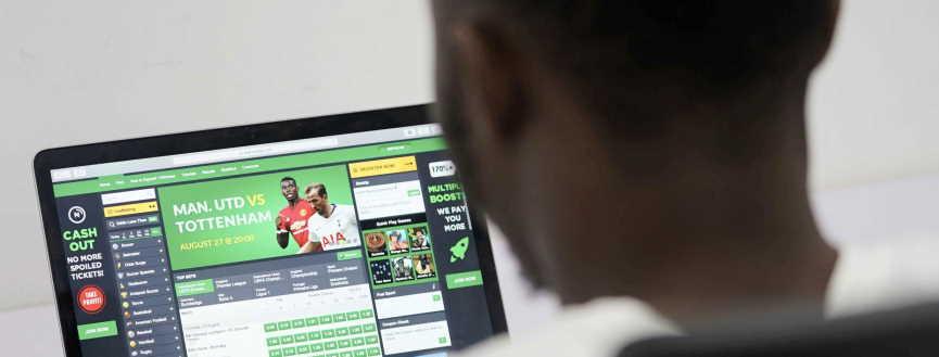 betting in 16 in Nigeria